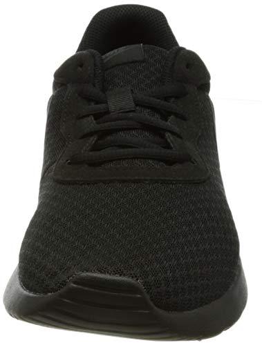 Nike Tanjun, Zapatillas de Correr Hombre, Negro (Black/Black-Anthracite), 42 EU