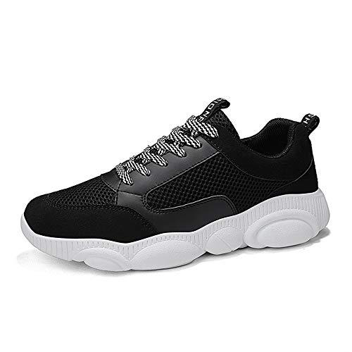 Dilnot Zapatillas Running para Hombre Malla Respirable Zapatos de Seguridad