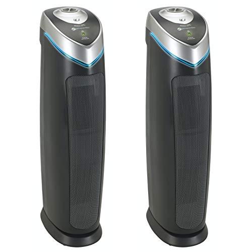 Germ Guardian True HEPA Filter Air Purifier with UV Light Sanitizer, Eliminates Germs, Filters Allergies, Pollen, Smoke, Dust, Pet Dander,...