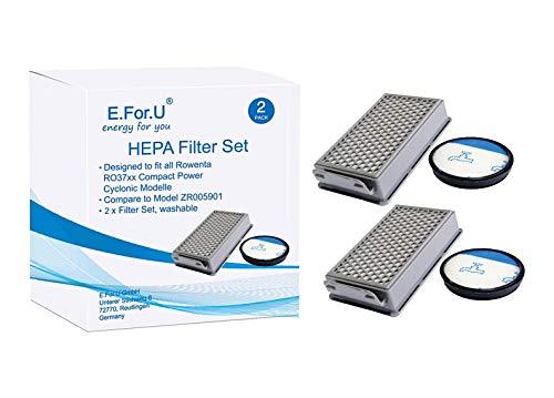 E.For.U ZR005901 - Filtro Hepa