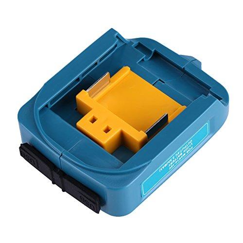 Preisvergleich Produktbild USB-Ladeadapter für ADP05 Makita BL1815 BL1830 BL1840 BL1850 1415 14-18V(01)