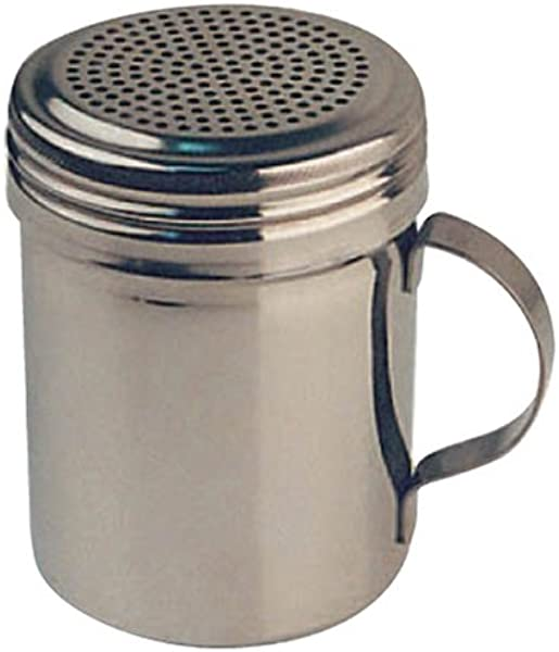 Winware Stainless Steel Dredges 10 Ounce With Handle