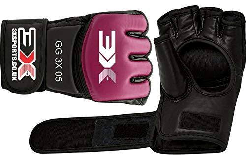 Boxing MMA Gloves Grappling Punching Bag Martial Arts Sparring Vintage Popular