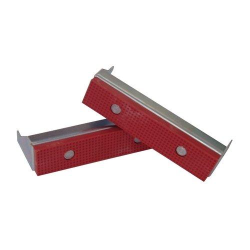 Eclipse efg3Paar Fibre Grips 10,2cm für 10,2cm mech Schraubstock, rot