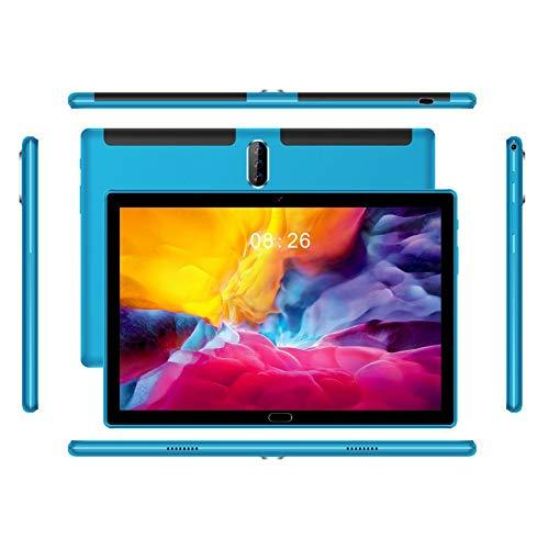 ZYING Tableta Android de 10 Pulgadas,Tableta de Llamadas 3G con Tarjeta SIM Sual y Cámara de 3MP,1GB RAM+16GB ROM,Pantalla táctil HD 1280x800 IPS,Octa-Core,WiFi,Bluetooth,GPS