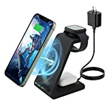 Best Qi Chargers - Wireless Charger,Amugpill 3 in 1 Fast Wireless Charging Review