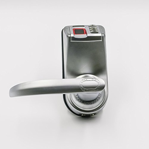Adel Trinity 788 Fingerprint Door Lock Version 2
