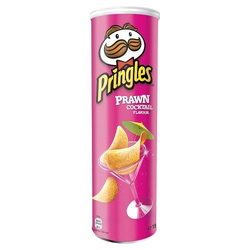 Pringles Prawn Cocktail Krabbencocktail 190gr