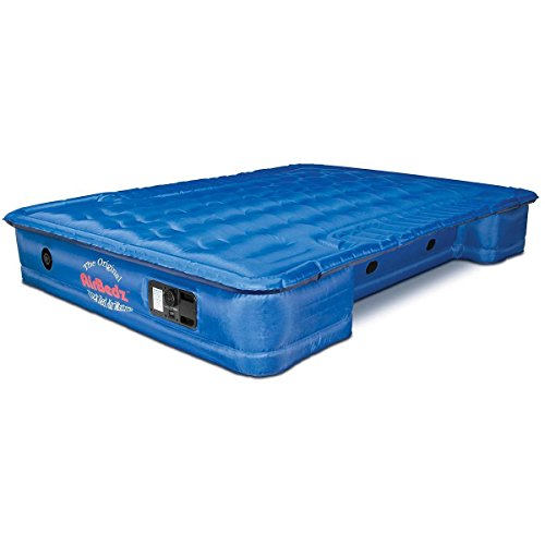 Pittman Outdoors PPI 104 AirBedz Original Truck Bed Air Mattress for 5'5' to 5'8' Full Size Short Truck Beds, Blue