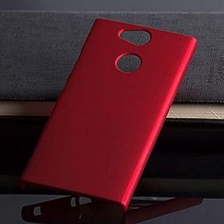 حافظة وأغطية الهاتف - غطاء بلاستيكي كوكي 5.2 لهاتف إكسبيريا Xa2 Xa 2 Dual H4113 H4133 H3113 غطاء خلفي لجهاز Xperia XA2 (أح...