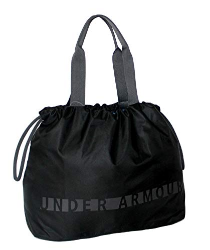 Under Armour Womens Favorite Tote Gym Bag 19L (Black 003)