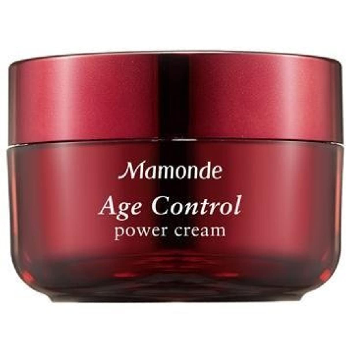 懇願するばかアピールMamonde Age Control Power Cream/ Made in Korea