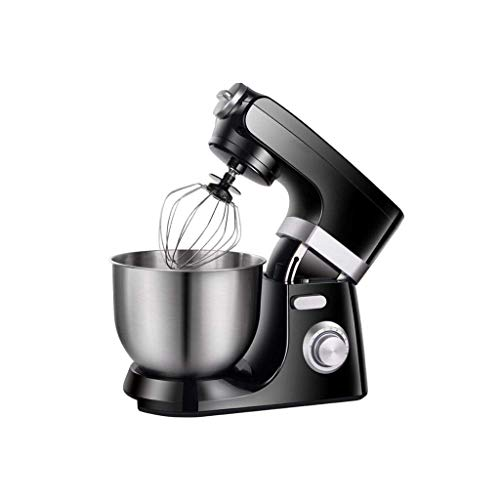 XXDTG Standmixer, Haushalt Mixer Teigknetmaschine mit Edelstahl-Schüssel, Tilt-Head Food Mixer