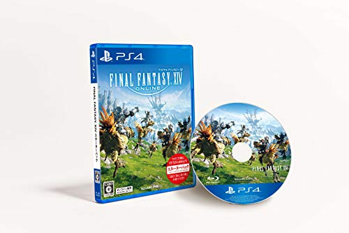 [PS4]ファイナルファンタジーXIV スターターパック[Remaster Ver.]