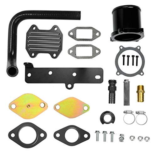 NEXGEN PRODUCTS - EGR KIT - RAM 6.7L CUMMINS - 2013-2014 - 2015-2016 - 2017-2018 - 2019 - DODGE DIESEL - 2500-3500 - 4500-5500