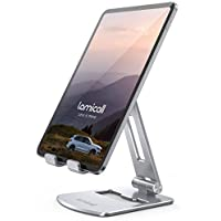 Lamicall 360 Degree Rotating Adjustable Tablet Stand Holder