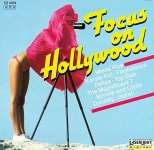 Focus on Hollywood / Miami Vice / Karate Kid by Tony Anderson Sound Orchestra (1991-06-24)