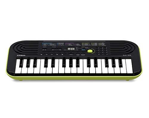 Casio SA-46 32 Mini-Keys Keyboard in Green