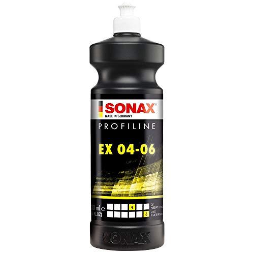 SONAX 242300-544 PROFILINE EX 44292 (1 Liter) bringt optimale Kratzerentfernung, beeindruckenden Tiefenglanz und nie dagewesene Farbauffrischung | Art-Nr. 2423000