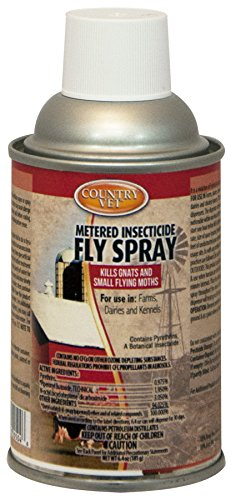 3 Pack COUNTRY VET METERED Fly Spray, Size: 6.4 Ounce (Catalog Category: Bug & Insect Control:FLYS and Insects)