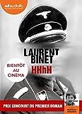 HHhH - Livre audio 1 CD MP3