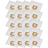 Bolsas de aspiradora adecuadas para AEG Vampyr CE 200, 220, 225 20 bolsas de basura