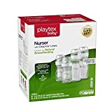 Playtex Baby Nurser Bottle Gift Set, with Pre-Sterilized Disposable...