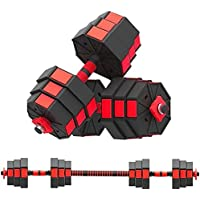 perfectbot 44LBS Adjustable Dumbbell Weights Dumbbells Set
