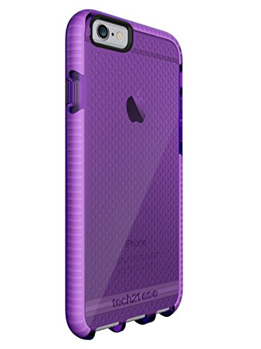 Tech21 Evo Mesh for iPhone 6/6S - Purple/White