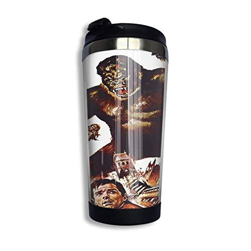XCNGG The Thing T. Swift1 Taza de viaje Taza de café Vaso aislado al vacío de acero inoxidable 13.5 oz