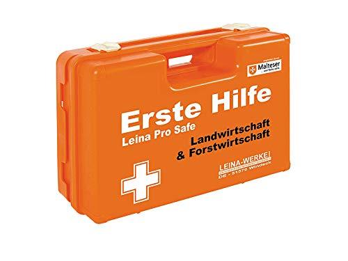 LEINA-WERKE REF 21104 Erste-Hilfe-Koffer Pro Safe - Land-/Forstwirtschaft