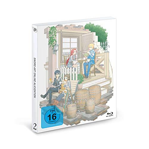 Sword Art Online: Alicization - Staffel 3 - Vol.2 - [Blu-ray]
