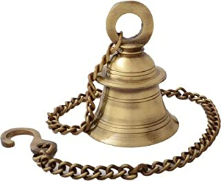Aakrati VZX206 Hanging Bell for Your Temple
