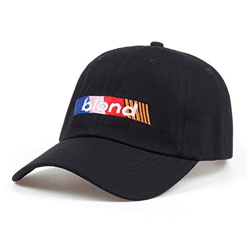 CXKNP Neue Blonde Frank Ocean Dad Hat Mode Männer Frauen Golf Cap Baseball Cap Einstellbare Hip-Hop Hysteresenkappe Hüte