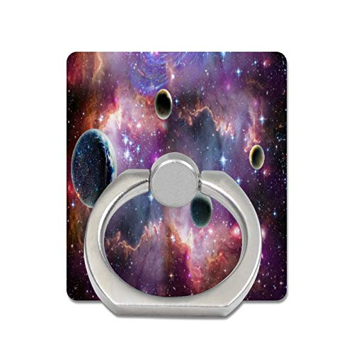 Anillo giratorio para móvil Anime Tumblr Square Mobile Phone Ring White-style1, 4 x 3,5 cm, colección de alta calidad, multicolor