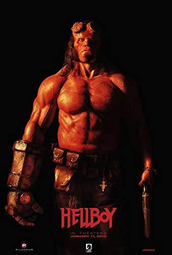 Import Posters Hellboy – 2019 – U.S Movie Wall Print - 30CM X 43CM Brand New