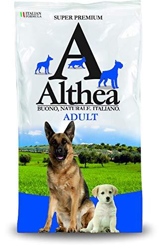 Althea Mare e Monti, Cibo per Cani, Taglia Media/Grande - 15000 gr