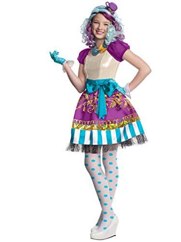 - Mädchen Mad Hatter Kostüm