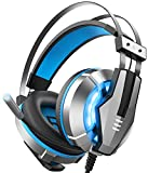 Best Pc Gaming Headsets - EKSA E800 Stereo Gaming Headphones for PS4, PS5 Review