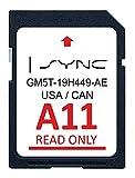 Navigation SD Card Ford Sync2 USA - A11 - GM5T-19H449-AE…