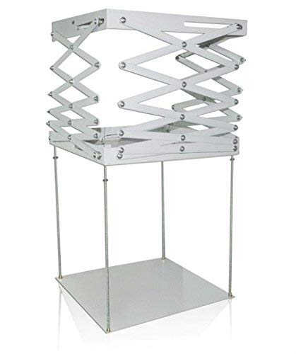 hanchen instrumento® 185Digital eléctrico proyector Lift tijeras pared soporte techo sistema Home...