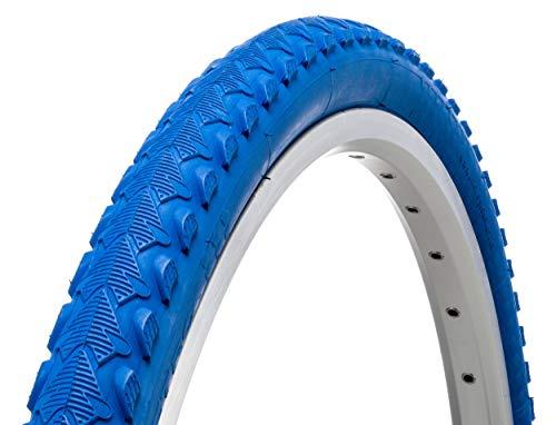 AMIGO {FAHRRADREIFEN} Ortem Sprint | 26 x 1,75 | 47-559 | Cityräder | Reifen | pannensicher | Blau
