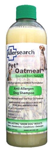 Allersearch Laboratories Pet Plus Oatmeal...