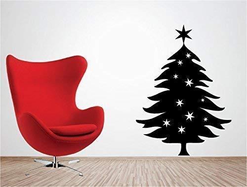 Online Design Árbol de Navidad Adhesivo de Vinilo para