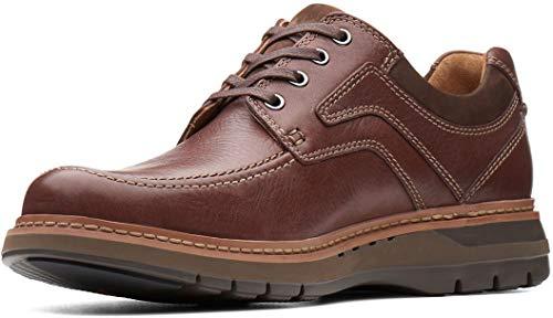 Clarks Un Ramble Lace Derby - Zapatos para hombre, color Marrón, talla 41 EU