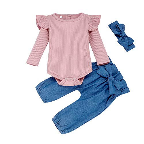 As low as $5.99 Baby Girls Outfit Use promo code: J5TPY7Z2 Works on select options with no quantity limit