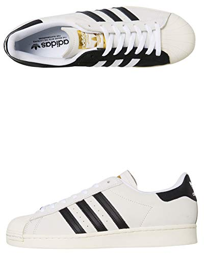 Tênis Adidas Superstar 50 Cloud White Black