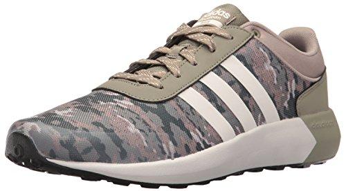 adidas Cloudfoam Race Zapatillas para correr para hombre, beige (Trace Cargo), 46 EU
