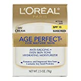 L'Oreal Paris Age Perfect Facial Day Cream SPF 15 (Pack of 2)