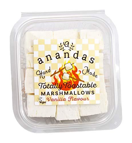 Anandas Vegane & Vegetarische Vanille-Marshmallow 135g